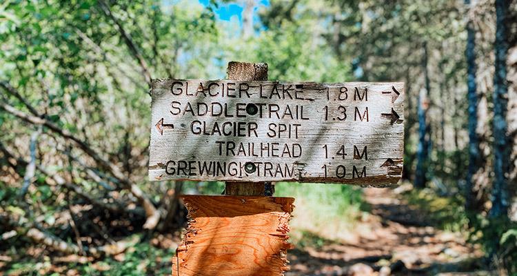 Alaska Glacier Tour Hikes adventure in Homer, Alaska